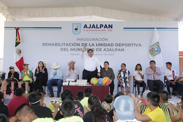 Puebla, entidad donde se extenderá el programa de fertilizantes: García Winder