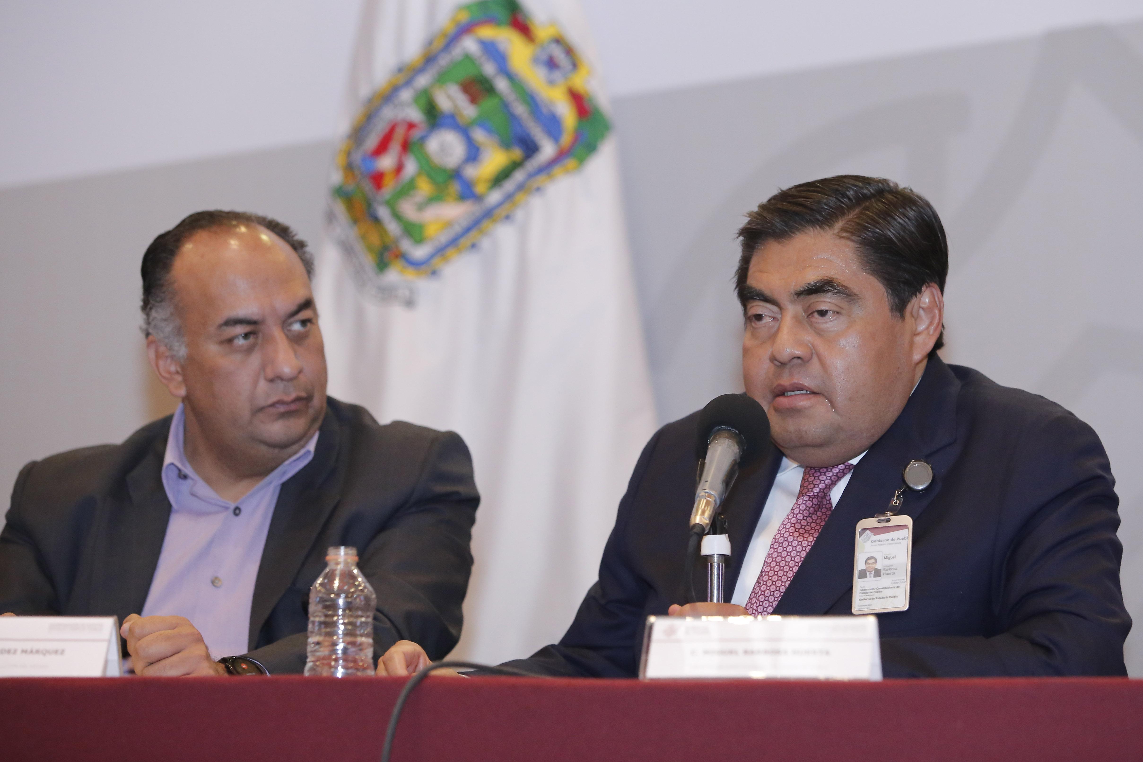 Coordinación interinstitucional para atender retos de Puebla, plantea secretaría de Gobernación a ediles