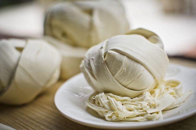 El queso Oaxaca se encuentra entre los tres más deliciosos del mundo