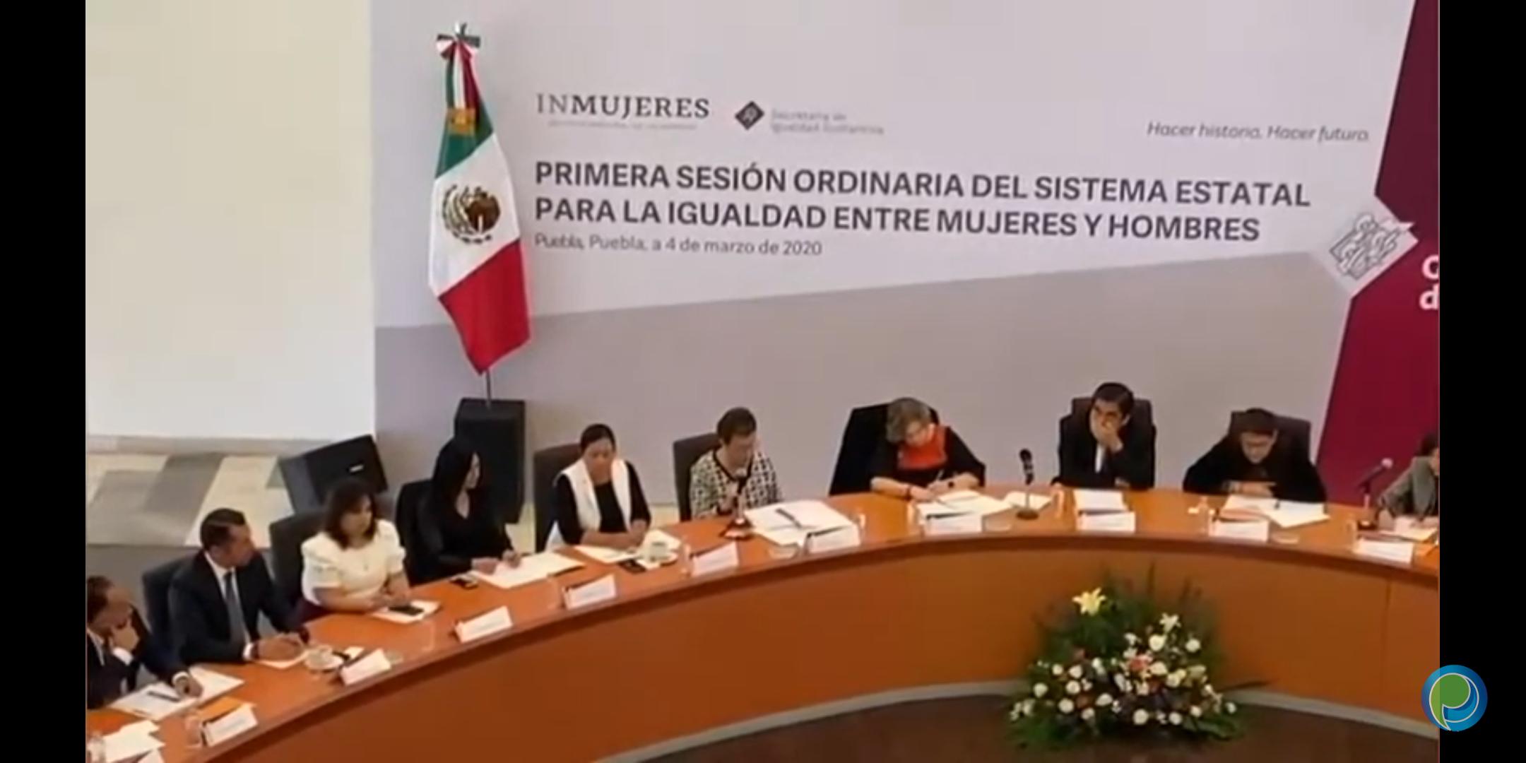 Titular estatal de Igualdad Sustantiva encabeza la 1ra sesión del organismo