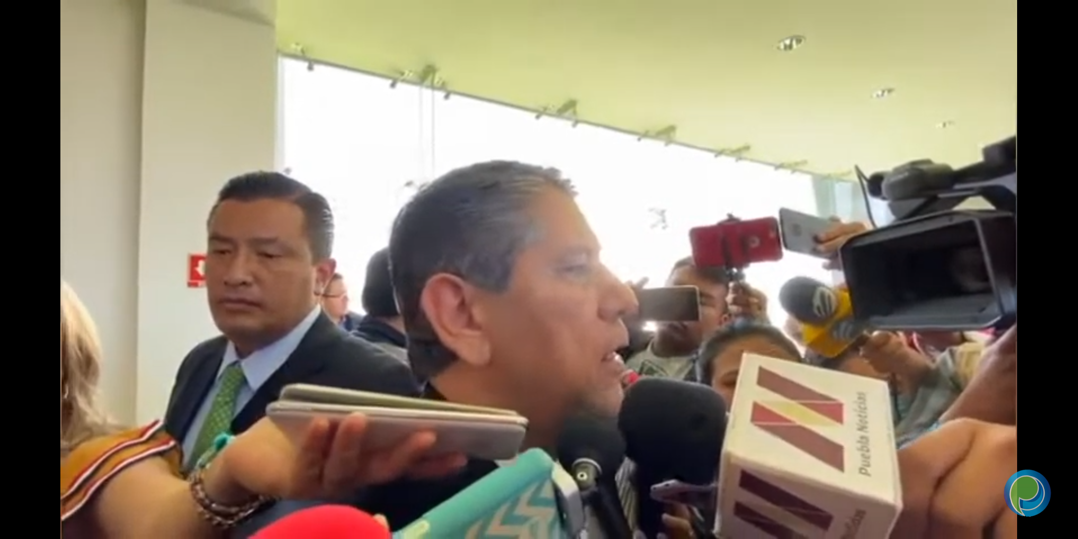 Vídeos desde Puebla: Gilberto Higuera descartó que un sombrero haya generado el multihomicidio en Huejotzingo