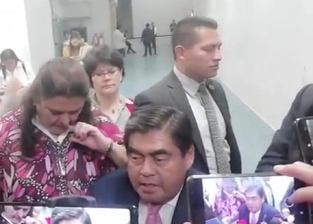 Lourdes Rosales será destituida de la SSC, confirma el gobernador Miguel Barbosa