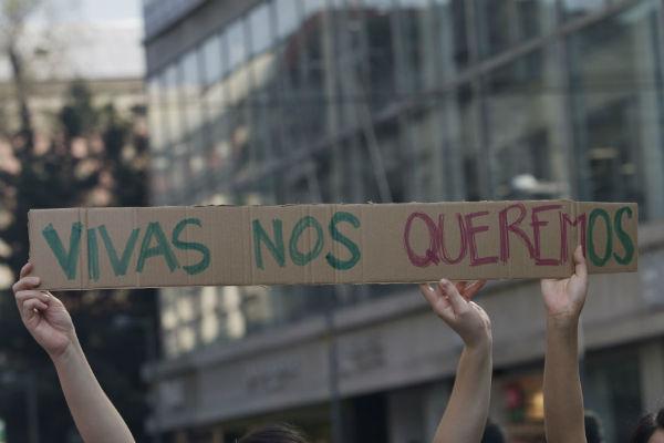 """Miles de mujeres participarán este domingo en marchas en diversas ciudades y el lunes en """"El nueve nadie se mueve"""""""