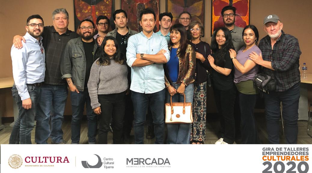 Mercada: proyecto potosino inicia gira de talleres para emprendedores y emprendedoras culturales