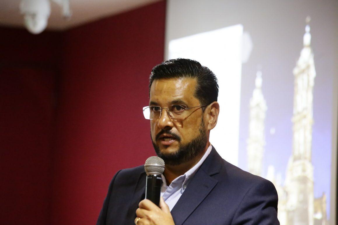 Brotes de Covid19 en la Central de Abastos y el mercado 5 de Mayo, confirmó Gustavo Ariza