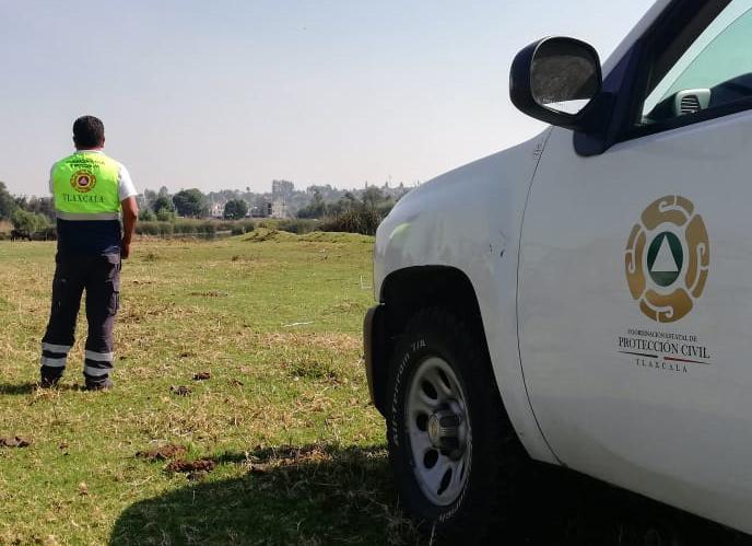 Protección Civil Tlaxcala confirmó la muerte de una persona por el tornado del lunes