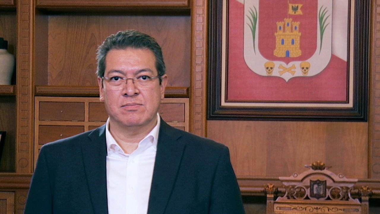 Marco Mena anuncia 275 mdp para respaldar el empleo y sector productivo por Covid-19