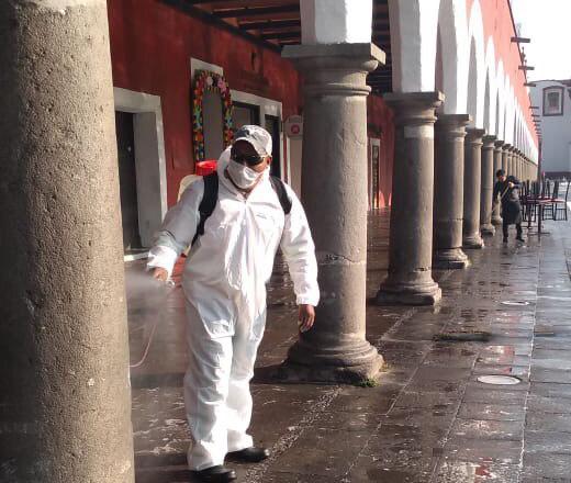 Bajan la cortina más de 100 negocios en San Pedro Cholula por Covid-19