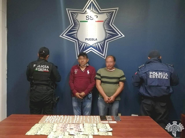 """Detiene SSP a """"El Chuky"""", probable responsable de diversos delitos de alto impacto en la capital poblana"""