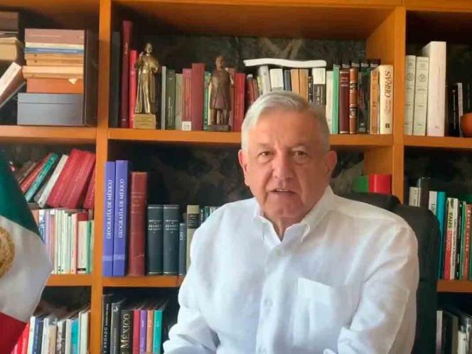 López Obrador agradece sacrificio de México ante Covid-19