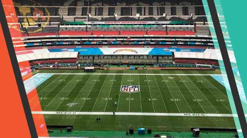 NFL no piensa cancelar juego en México