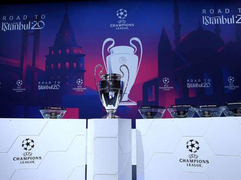 Suspendida la Champions hasta nuevo aviso