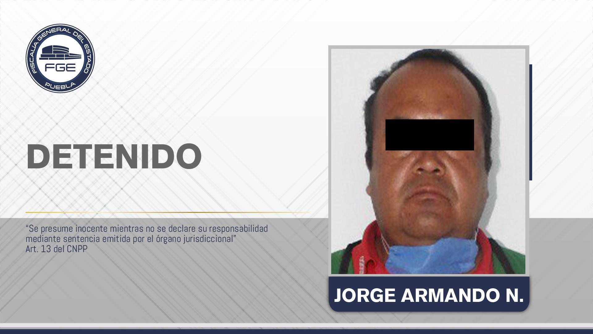 Fiscalía detuvo a hombre que transportaba mercancía robada