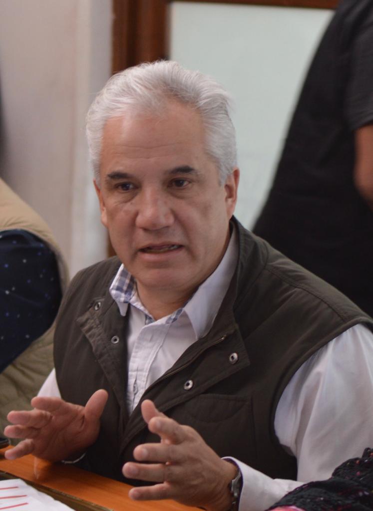 Llama Noé Rodríguez a los legisladores federales a no vender el Congreso de la Unión a AMLO