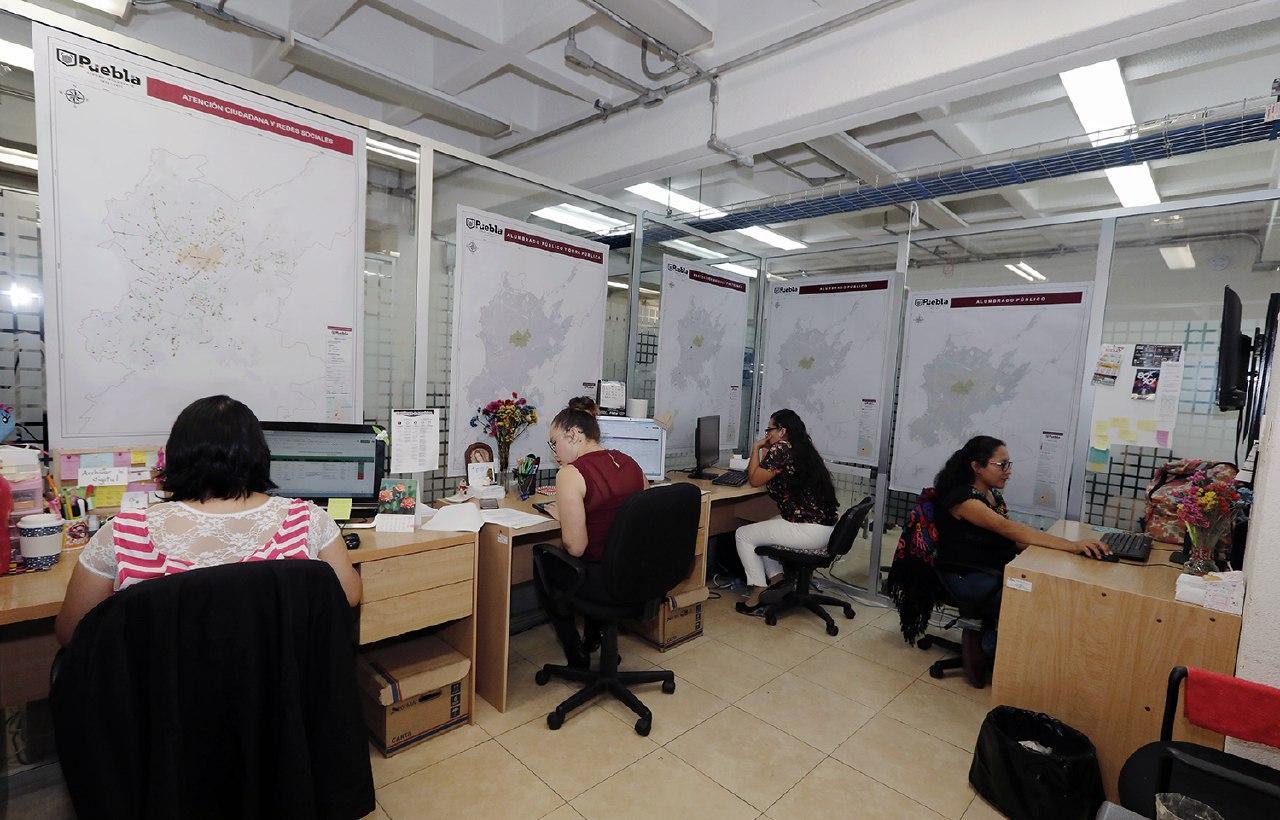 Refuerzan medidas de prevención para trabajadores del Ayuntamiento