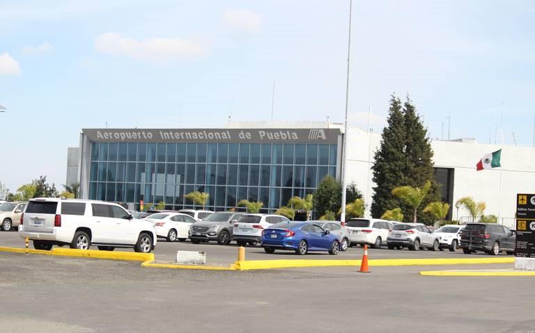 Baja la cantidad de operaciones en el aeropuerto de Huejotzingo