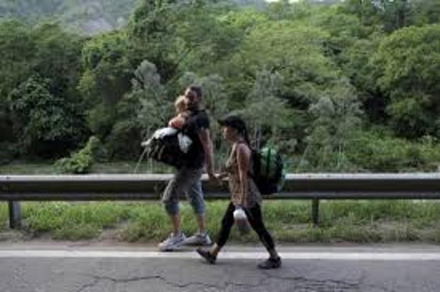 El coronavirus, una nueva amenaza para los migrantes y refugiados venezolanos