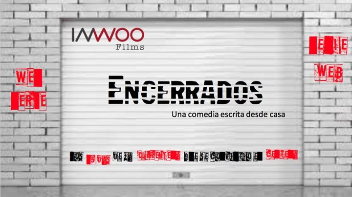"""Juan Carlos Ramírez estrena la serie web """"Encerrados"""""""