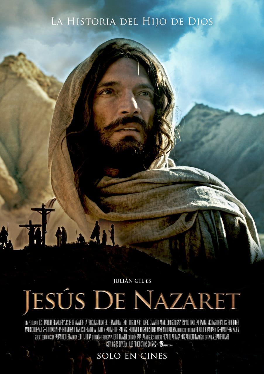 """Julián Gil protagoniza """"Jesús de Nazaret"""", primera película sobre el Hijo de Dios rodada en castellano"""
