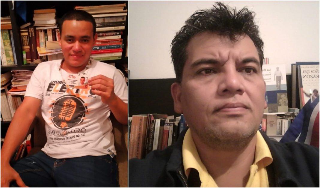 Hablando de libros con Carlos Jarquín