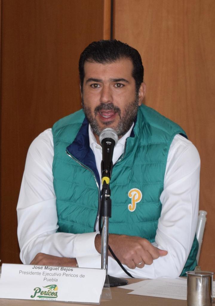 Pericos de Puebla se suma a la iniciativa #Whitecard, en favor de la cooperación global y la unidad a través del deporte