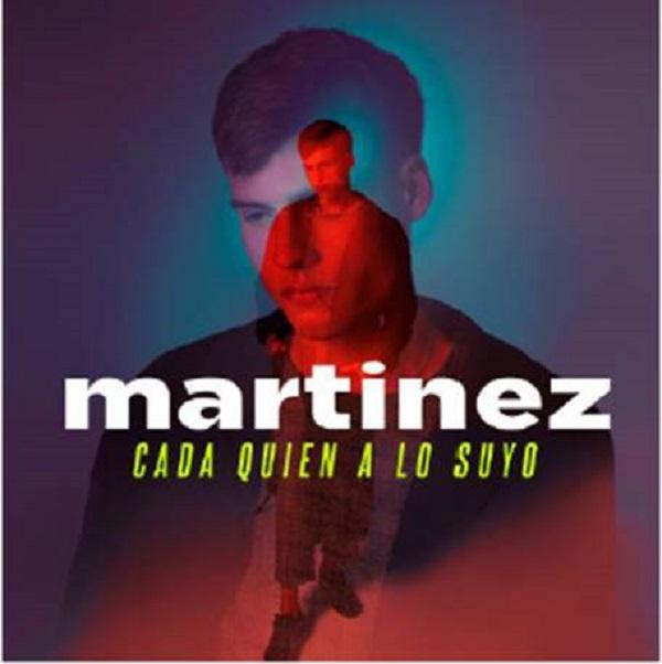 """El cantautor colombiano Martínez promociona su nuevo sencillo """"Cada quien a lo suyo"""""""