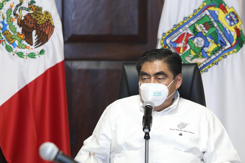 Combate gobierno colusión de delincuentes con juezas, jueces y ministerios públicos: Barbosa Huerta