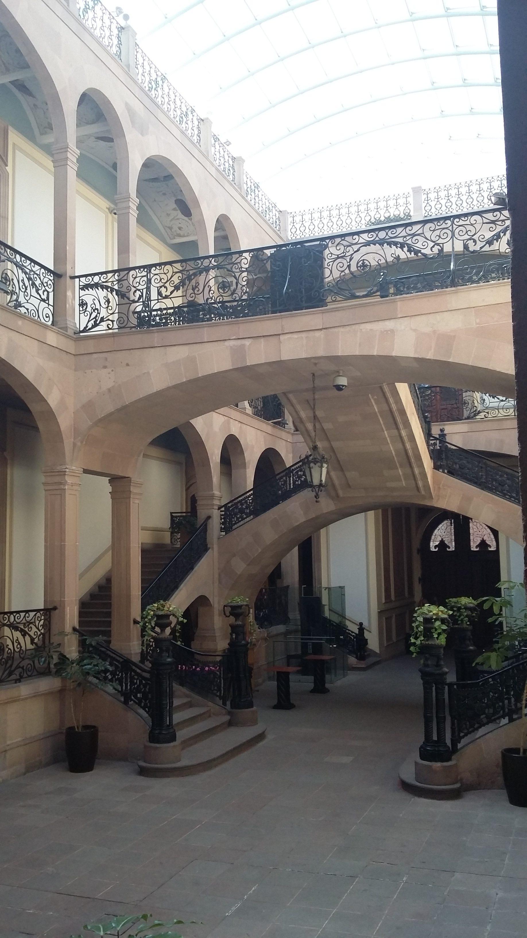 Un poco de historia del edificio que alberga al Museo Nacional de la Máscara