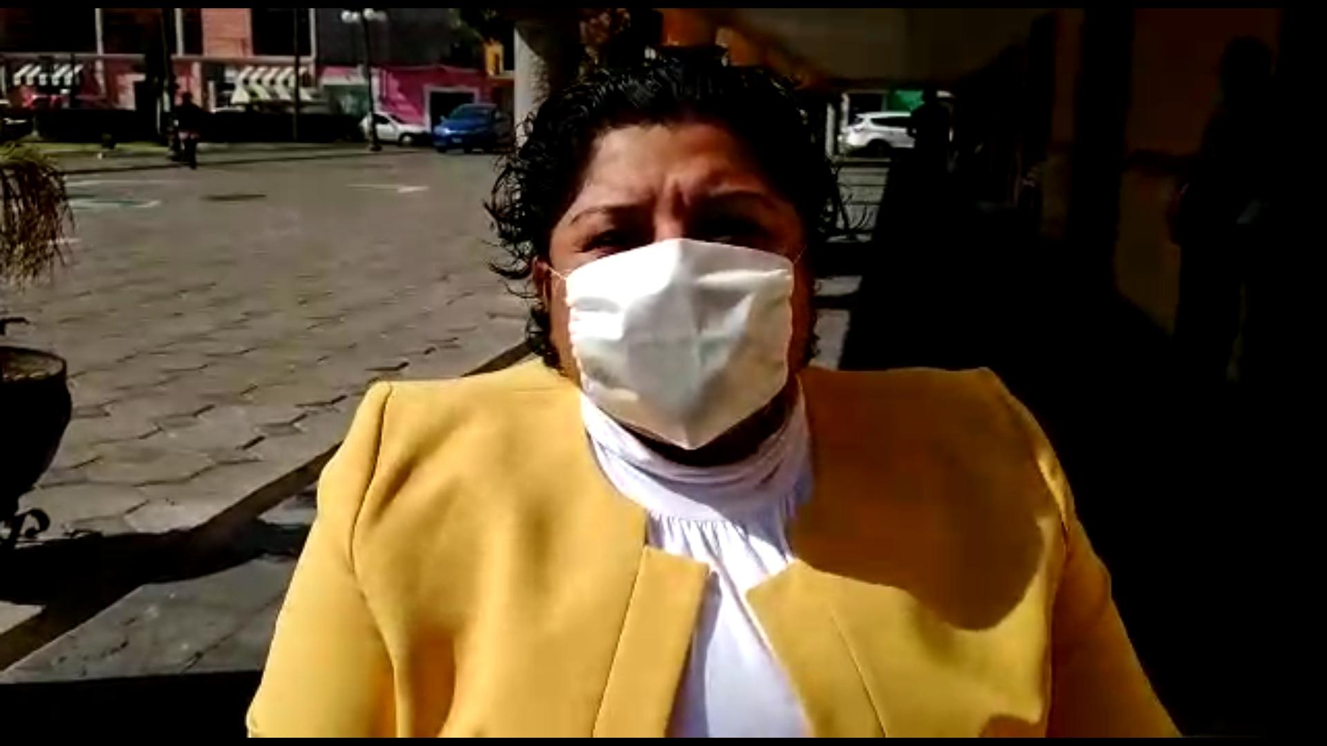 Ayuntamiento de San Andrés Cholula clausura 10 negocios por violar el decreto del cierre temporal, indicó Karina Pérez