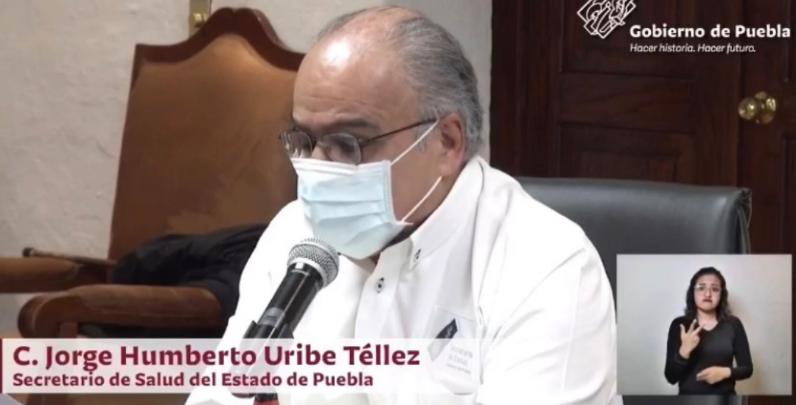 Video desde Puebla: El Parte de Guerra del martes 2 de junio confirma 13 decesos y 80 enfermos más de Covid19 en Puebla