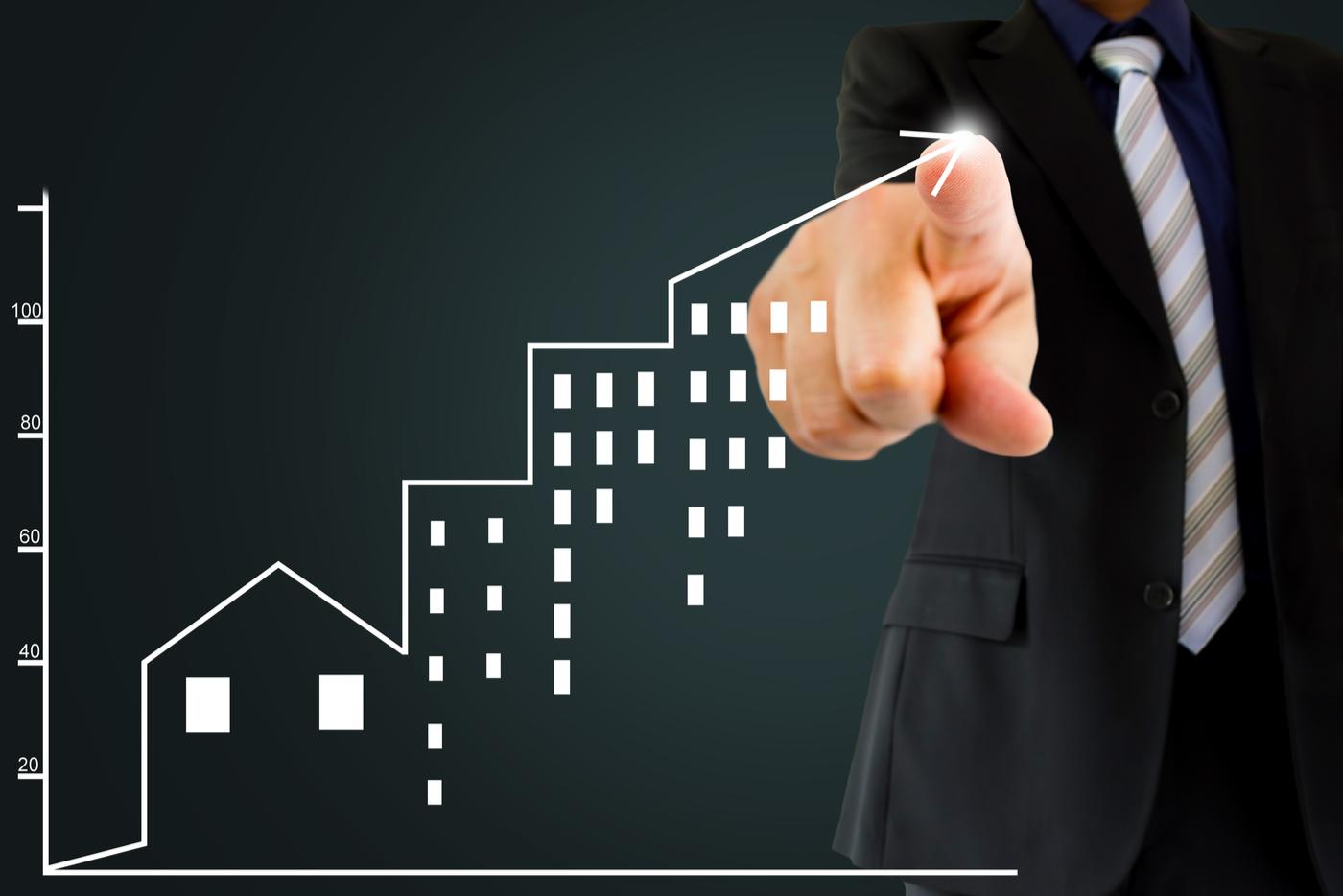Pronta recuperación de la industria inmobiliaria en las últimas crisis