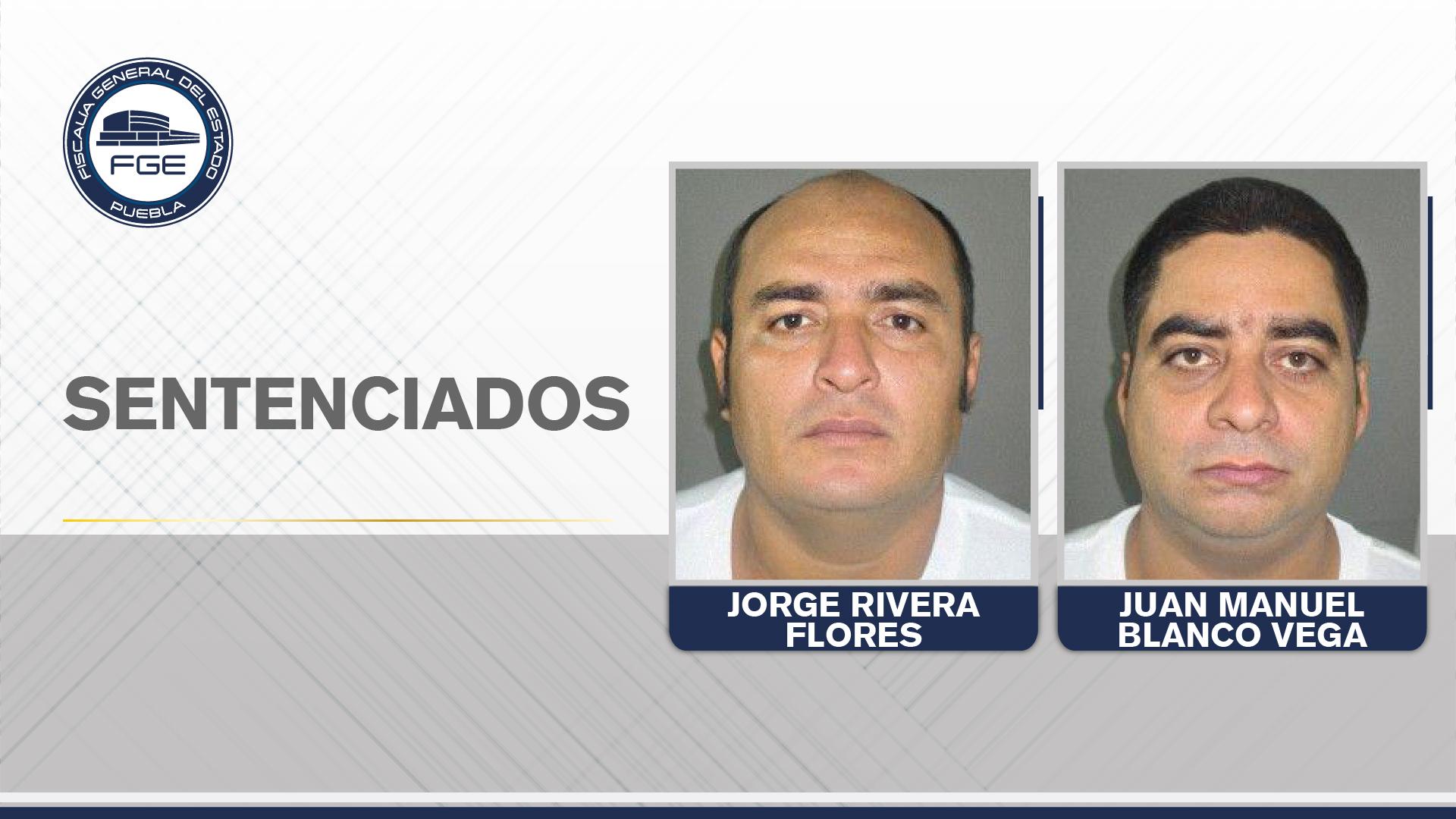 Sentenciados a 23 años de cárcel por asesinar a un hombre y a una mujer en un evento en Tenampulco