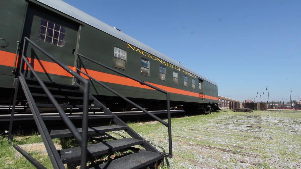 Descarga, imprime y diviértete desde casa con el Museo del Ferrocarril