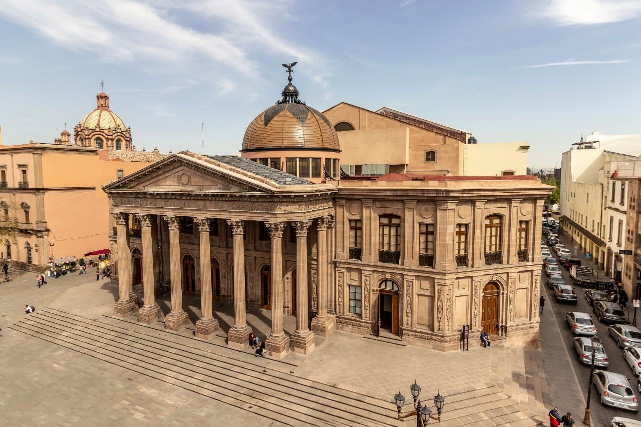 En la Semana Mayor el Teatro de la Paz con oferta cultural virtual