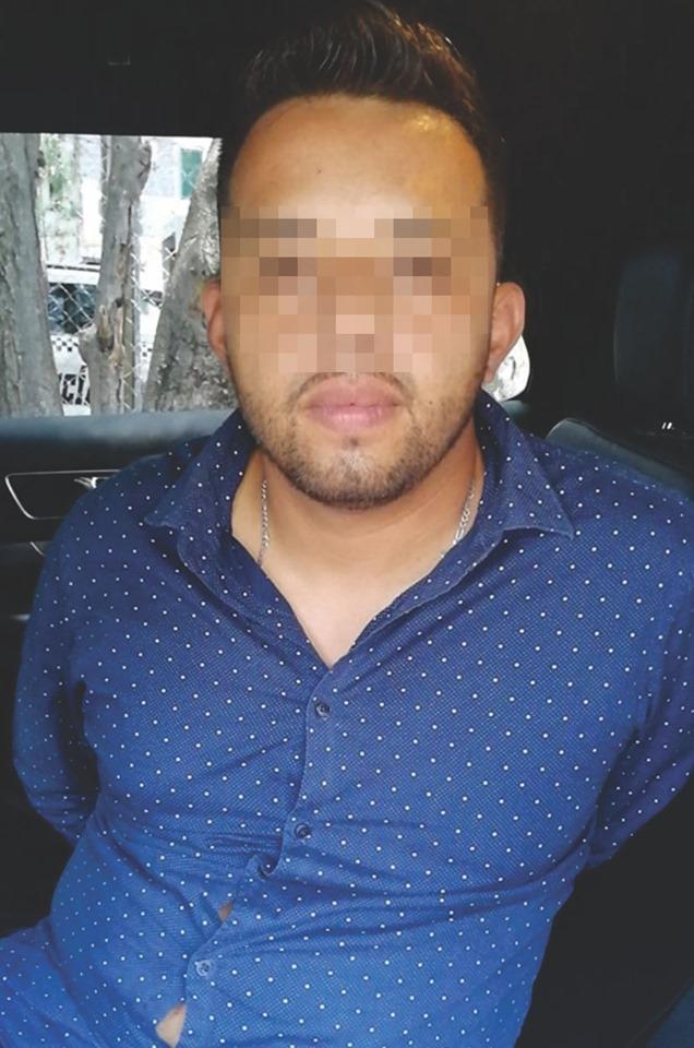 Desde Tlaxcala: Policía Estatal de Caminos de la SSC asegura a 4 personas por el probable delito de robo a cuentahabientes