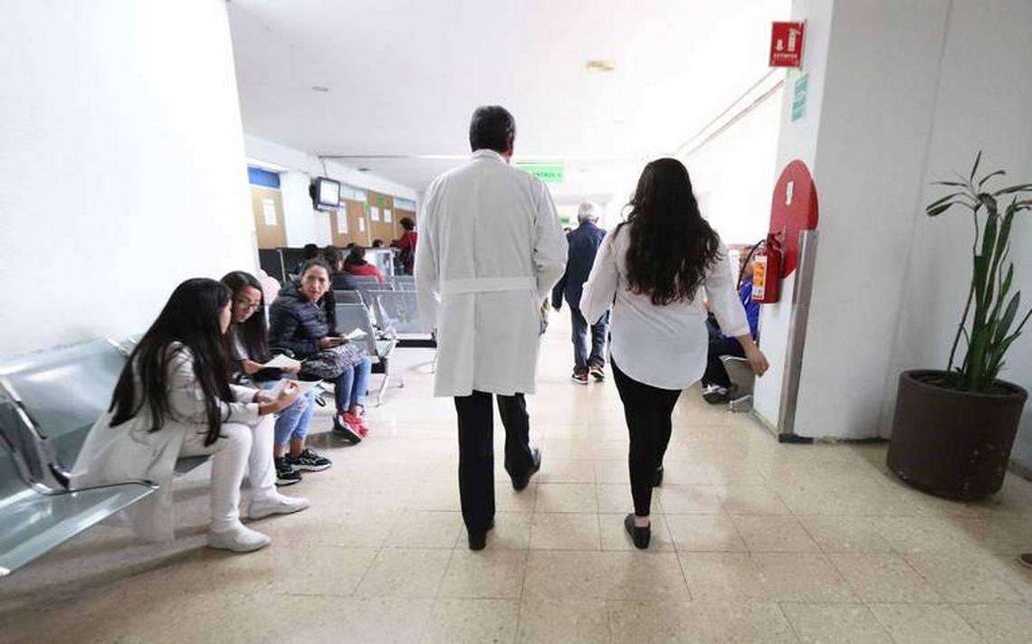 Retirarán a estudiantes y pasantes de hospitales en Chihuahua