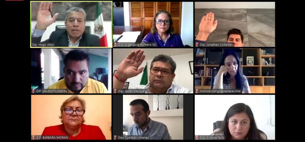 Denuncia Javier Casique consigna del grupo mayoritario para rechazar propuestas de la oposición