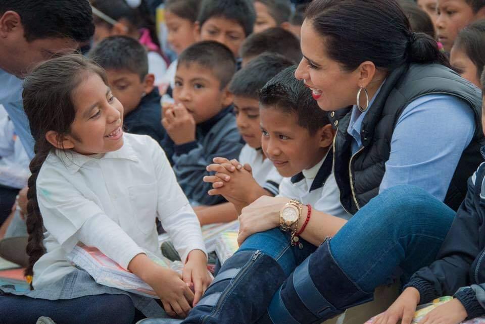Pide Liliana Aguirre se incluya en la Ley de Educación a niños con discapacidad