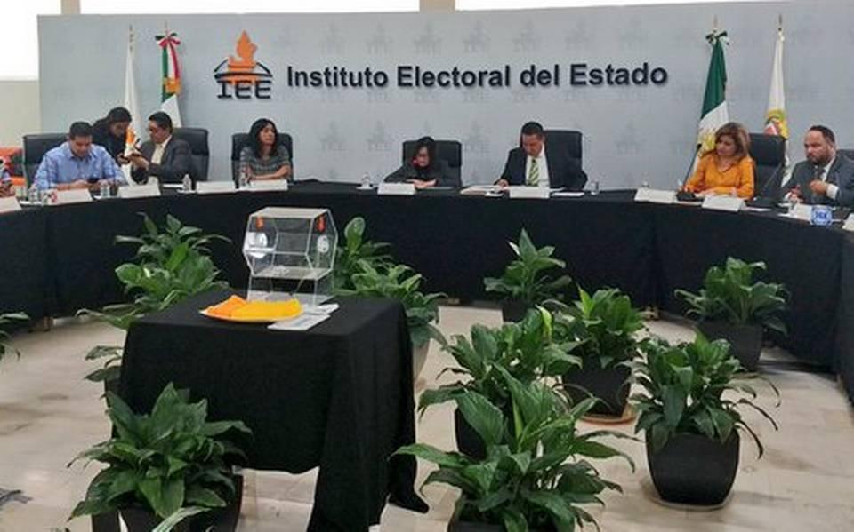 Sin denuncias hasta ahora el IEE por actos promoción durante contingencia sanitaria