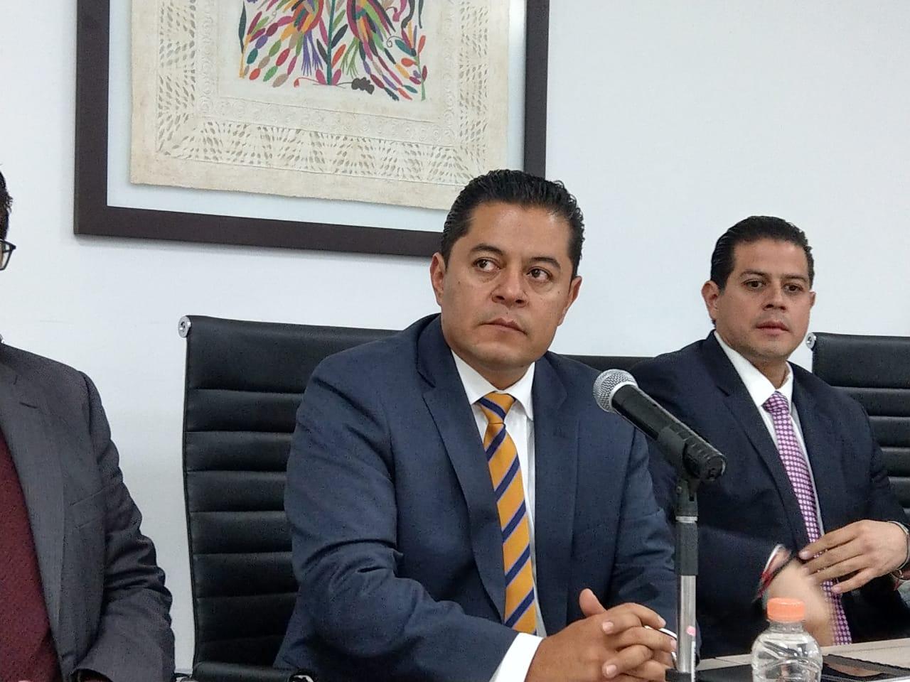 IEE no retrasará el inicio del proceso comicial 2021 por crisis sanitaria, asegura García Onofre