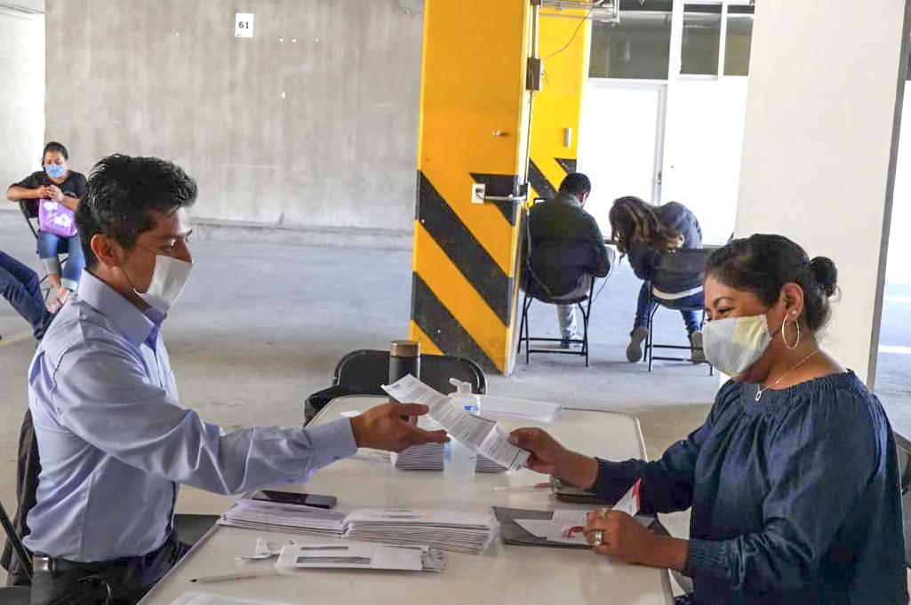 SEP Tlaxcala paga en tiempo a maestros y trabajadores de la educación