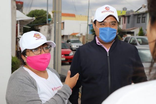 Programa Valores a tu Mesa llega a los más necesitados en San Andrés Cholula
