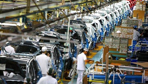 A nivel de sector, el Indicador de Confianza Empresarial de las Manufacturas registró un descenso de (-)6.2 puntos