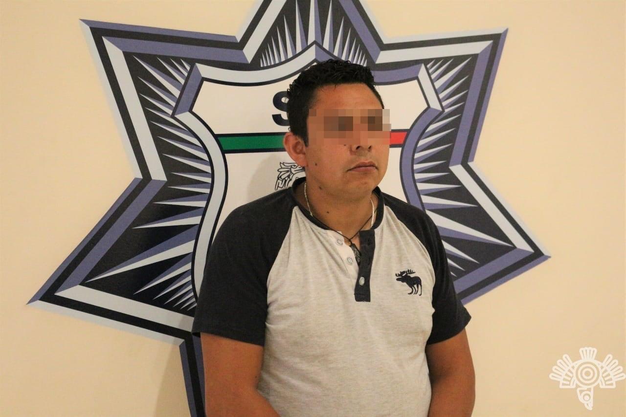 """Detiene Policía Estatal a presunto narcomenudista de """"Los Lecona"""""""