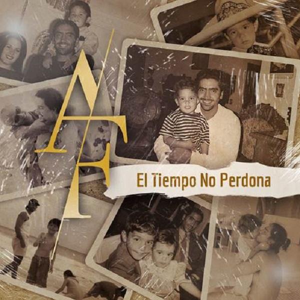 """El tiempo no perdona"""" es el nuevo sencillo de Alex Fernández, mismo que dedica a su padre"""
