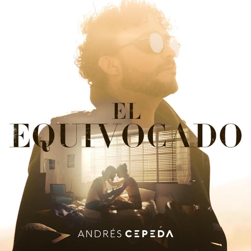 """El artista multipremiado Andrés Cepeda habla sobre su álbum """"Trece"""" y sobre su nuevo sencillo promocional """"El Equivocado"""""""