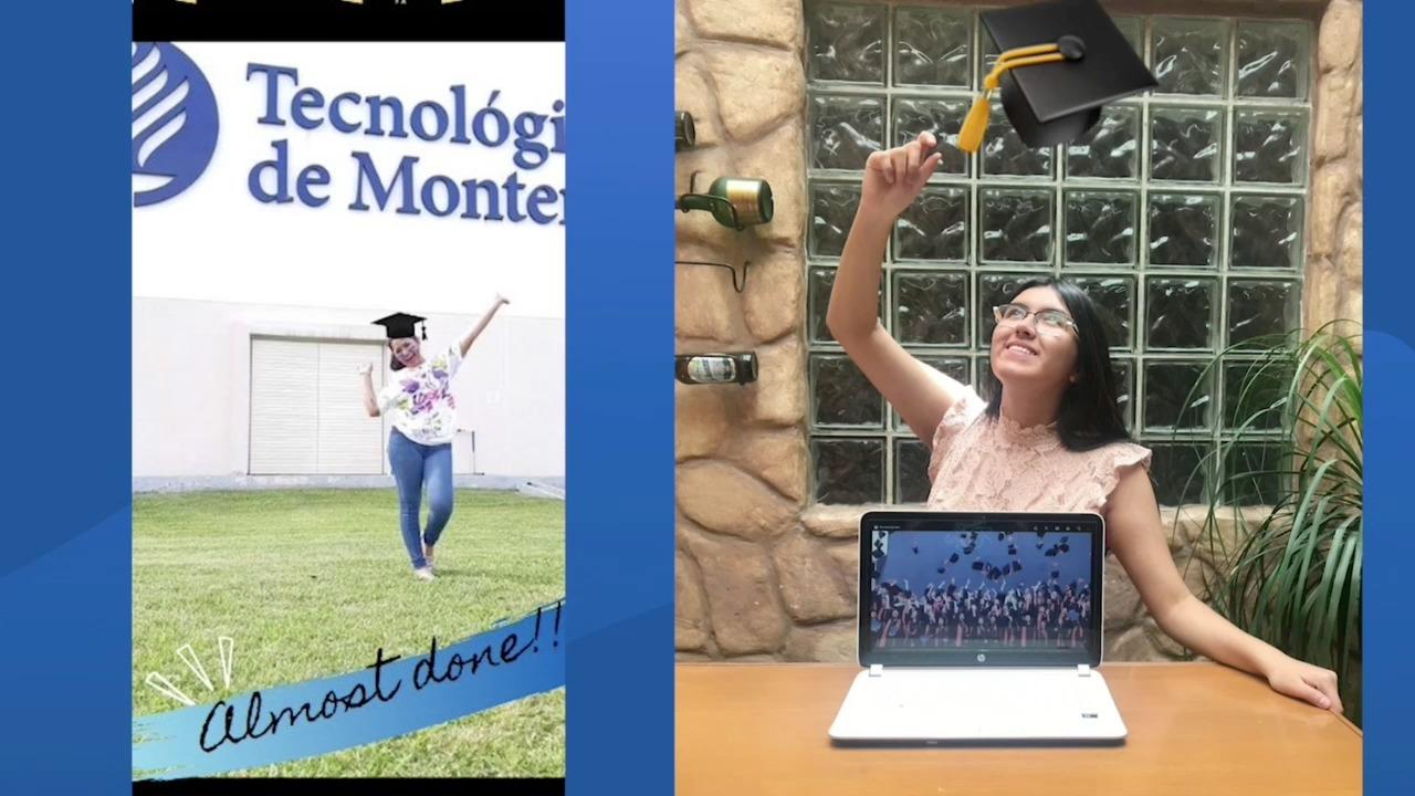 PrepaTec reconoce a alumnos de la generación 2020 con experiencia virtual for life