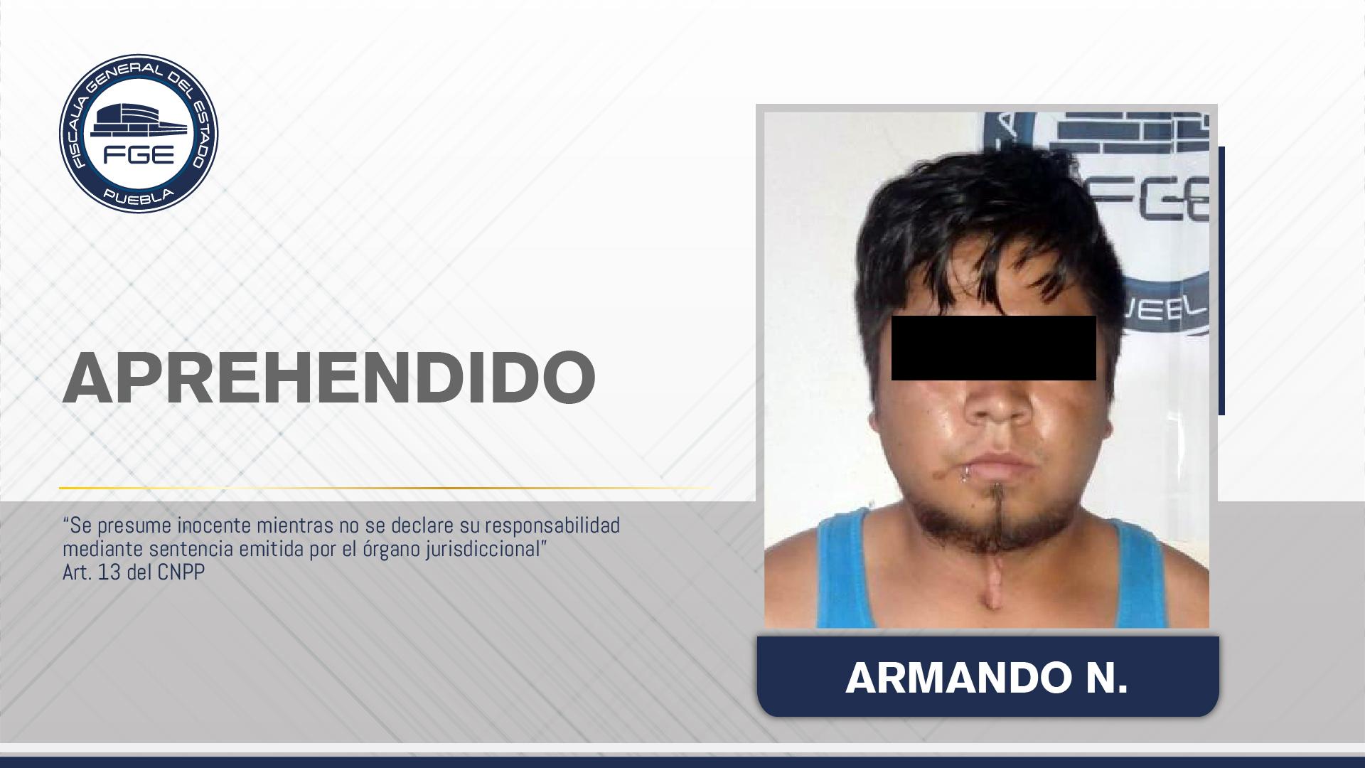 Depravado pederasta atacó sexualmente a su sobrina de 7 años