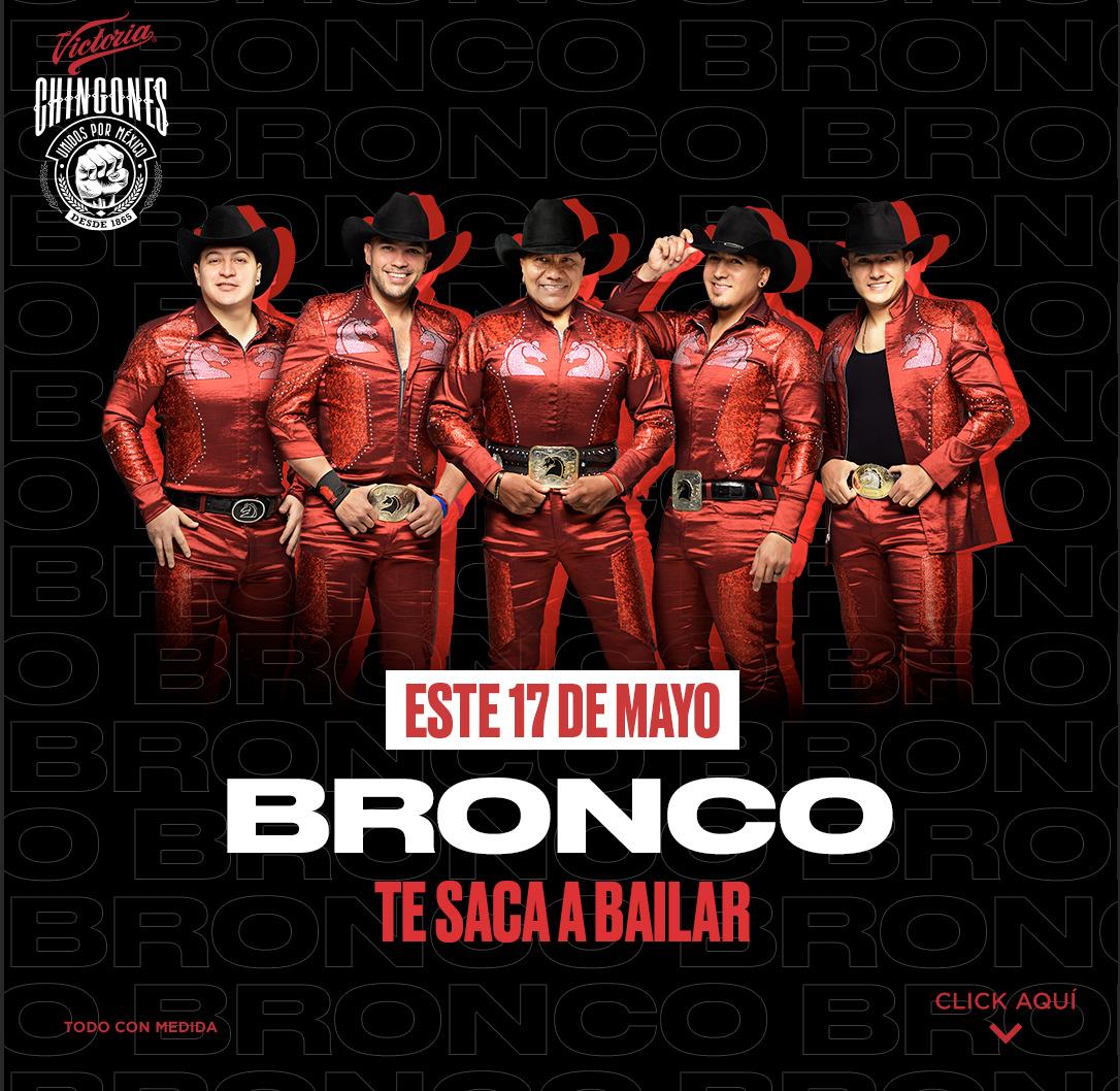 Bronco y Cerveza Victoria cierran con broche de oro en #ChingonesUnidosxMéxico con concierto para beneficio del consumo local
