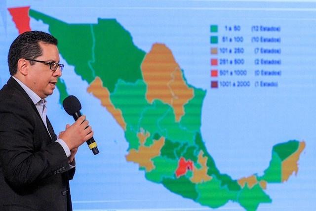 Rebasa Puebla los mil casos positivos de Coronavirus; reporta mil 60: Secretaría de Salud